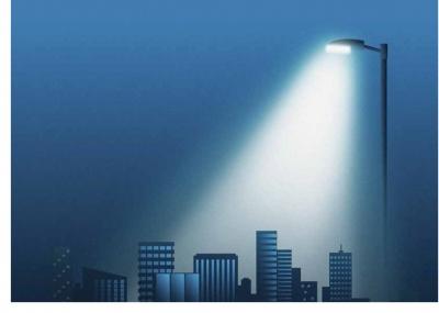 Recomendação - A inexistência de luz em muitas das luminárias entre Porches e Carvoeiro